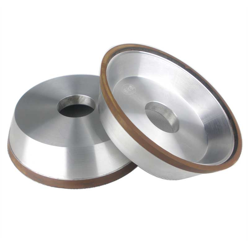 11v9 resin bond diamond grinding wheel