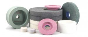 bonded abrasives aluminum oxide and silicon carbide