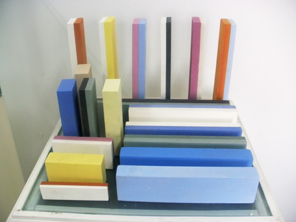 Double sided sharpening stones