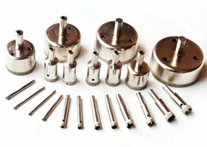 Electroplated-diamond-drill-bits