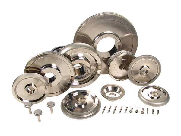 Electroplated-form-grinding-wheels