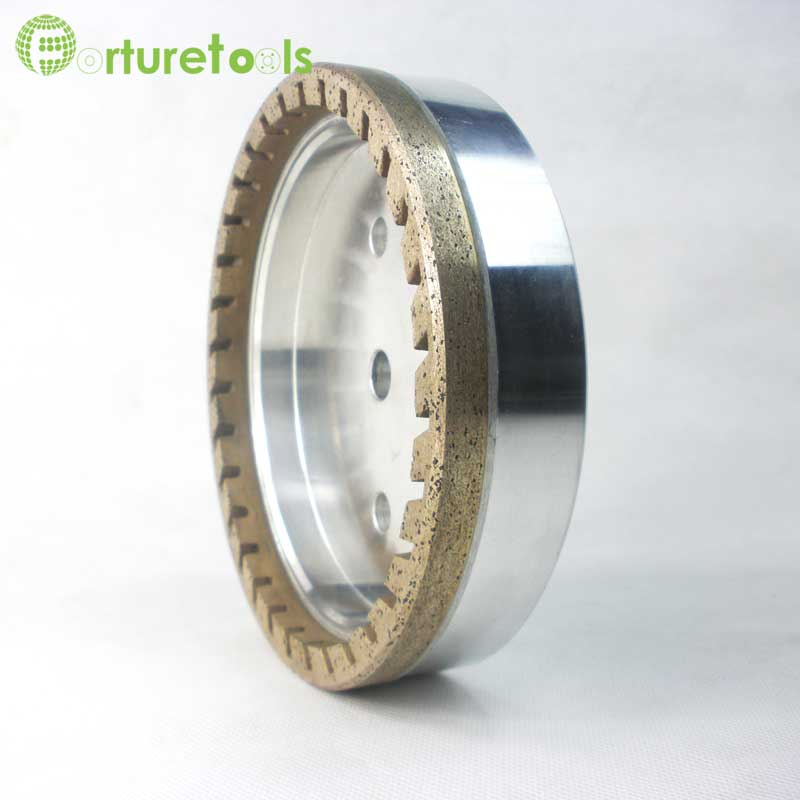 Internal half segmented diamond wheel for glass (2)