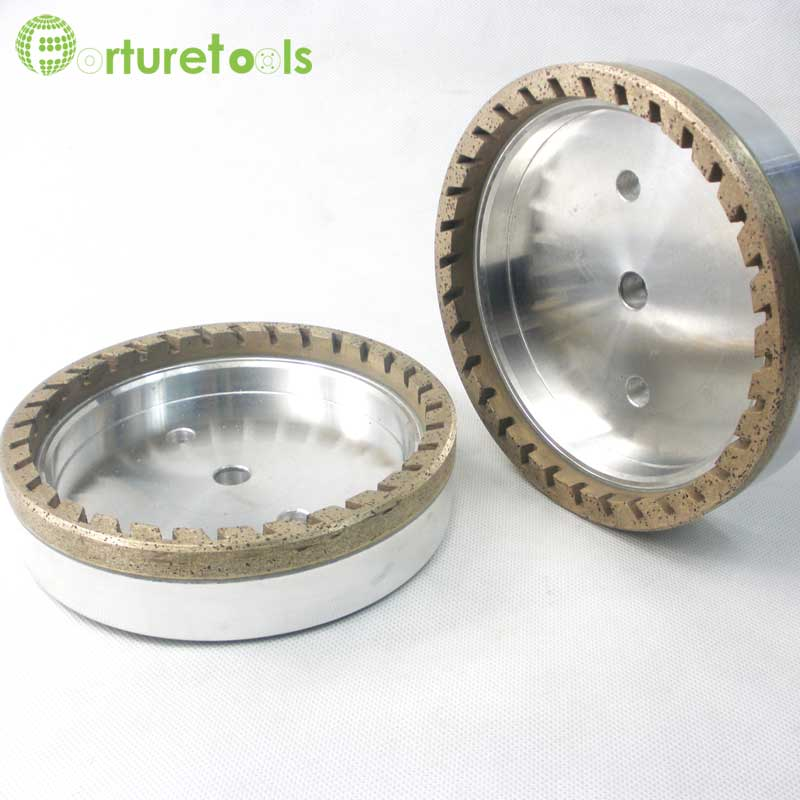 Internal half segmented diamond wheel for glass (3)