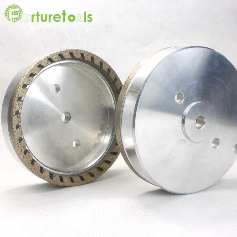 Internal half segmented diamond wheel for glass (4)