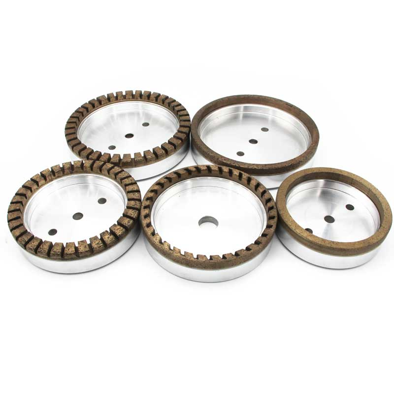 Metal bond grinding wheels