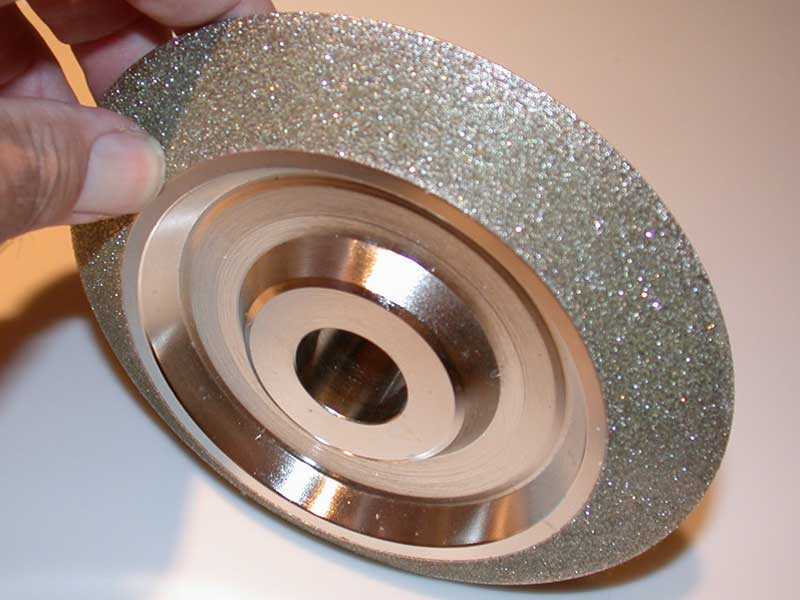 Electroplated Form Grinding Wheels Forture Tools