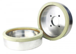 Vitrified diamond cup grinding wheel for PCD PCBN