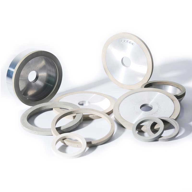 Vitrified bond grinding wheels