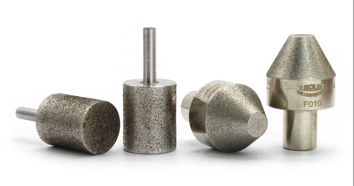Diamond Mounted Points Forture Tools
