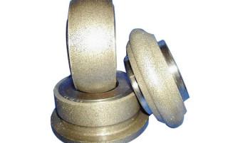 Diamond-dressing-wheels