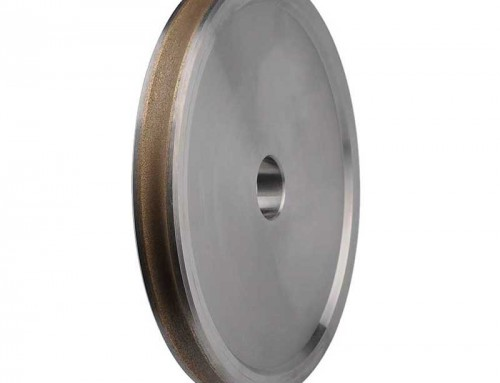 Diamond form grinding wheel
