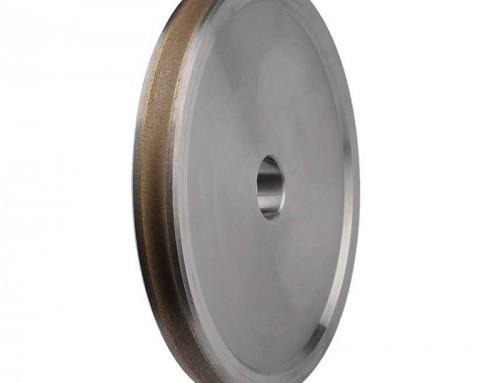 Diamond form grinding wheel