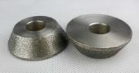 Electroplated diamond grinding wheel 1200 628