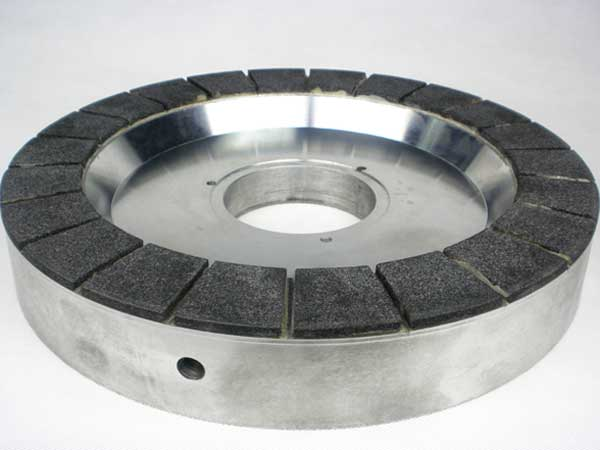 Vitrified CBN surface grinding wheels-600-450
