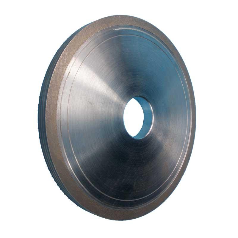 Sapphire Wafer Back shamfering Wheels