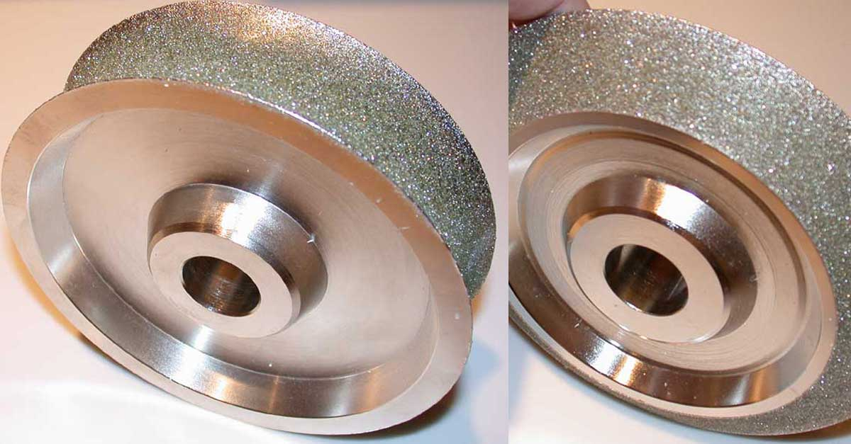 Electroplated-diamond-grinding-wheels