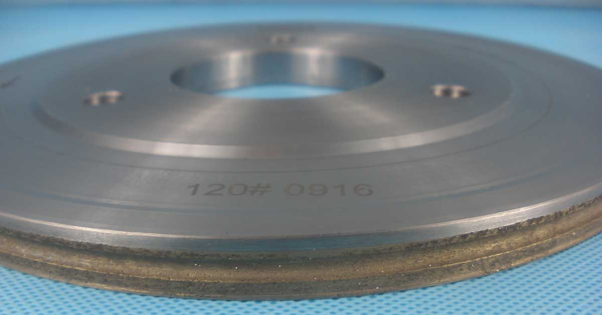 Metal-bond-diamond-grinding-wheel