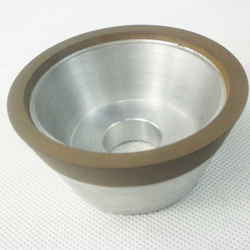 11V2 resin bond diamond grinding wheel