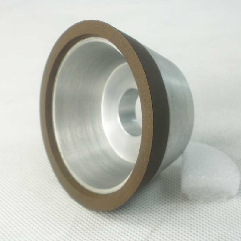 11V2 resin bond diamond grinding wheel 1