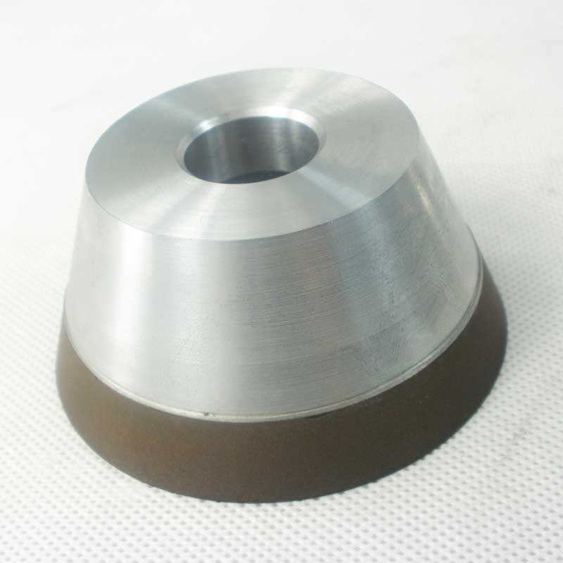 11V2 resin bond diamond grinding wheel 2
