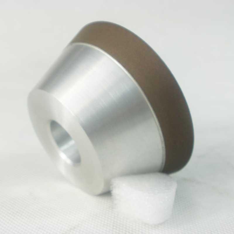 11V2 resin bond diamond grinding wheel 4