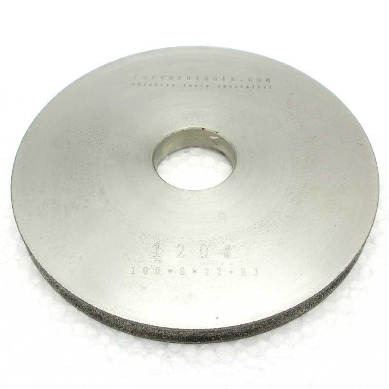 Electroplated Pencil Edge Diamond Wheel 001