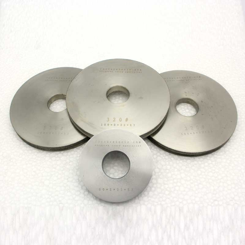 Electroplated Pencil Edge Diamond Wheel 002