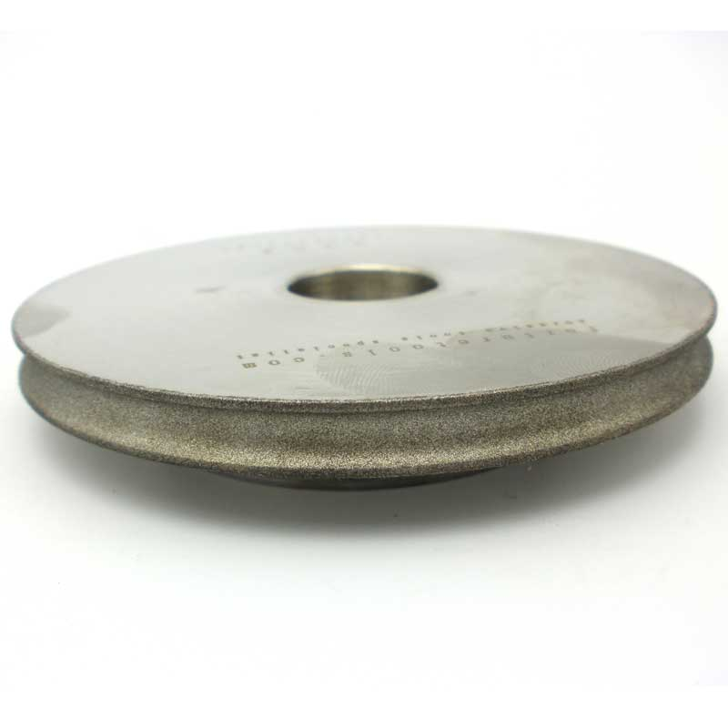 Electroplated Pencil Edge Diamond Wheel 003