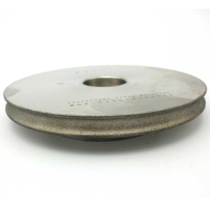 Electroplated Pencil Edge Diamond Wheel 003