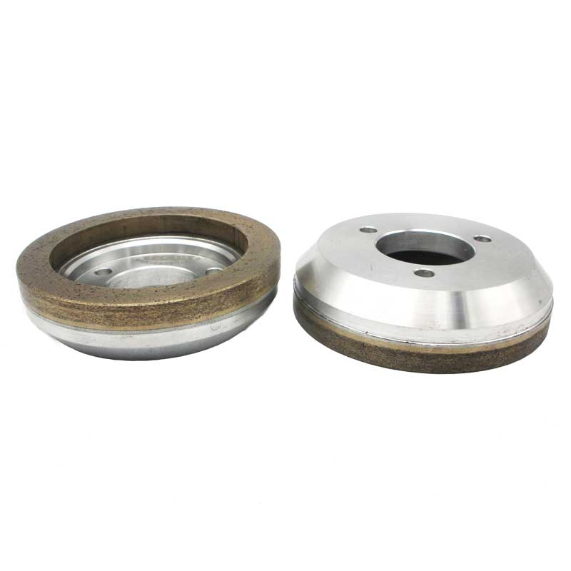11A2b metal bond diamond grinding wheel