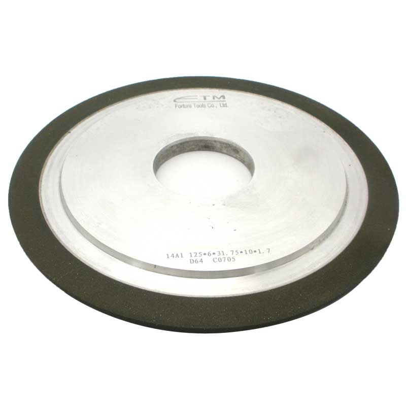 14A1-Resin bond-diamond-grinding-wheel