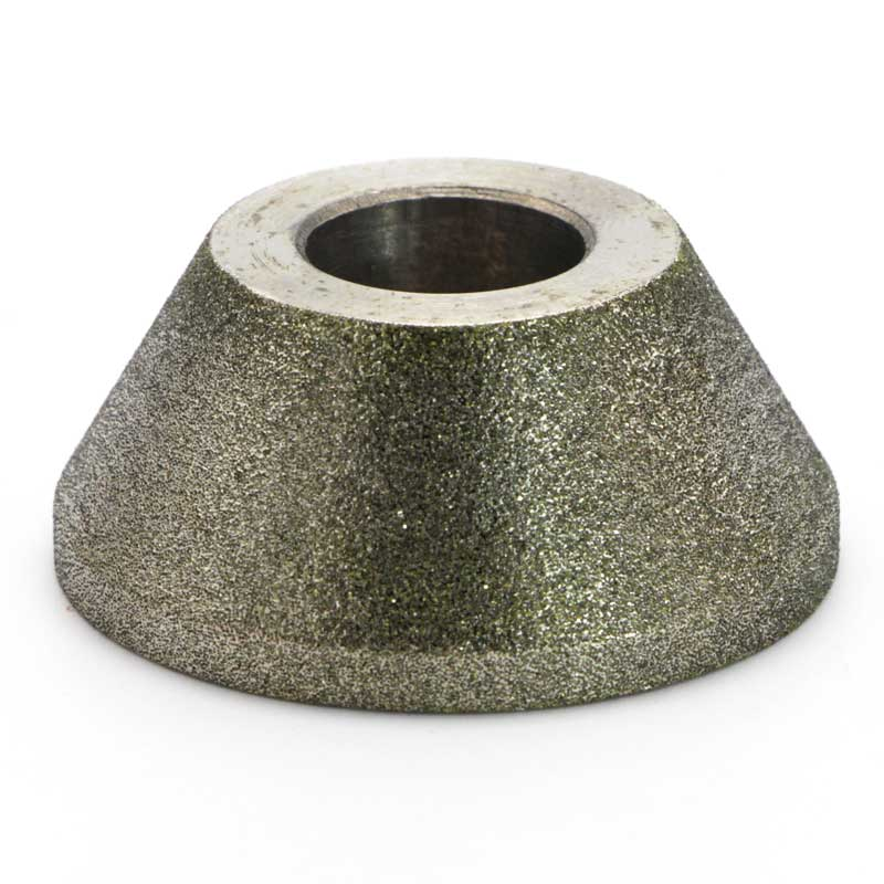 1v1 diamond coated grinding wheel