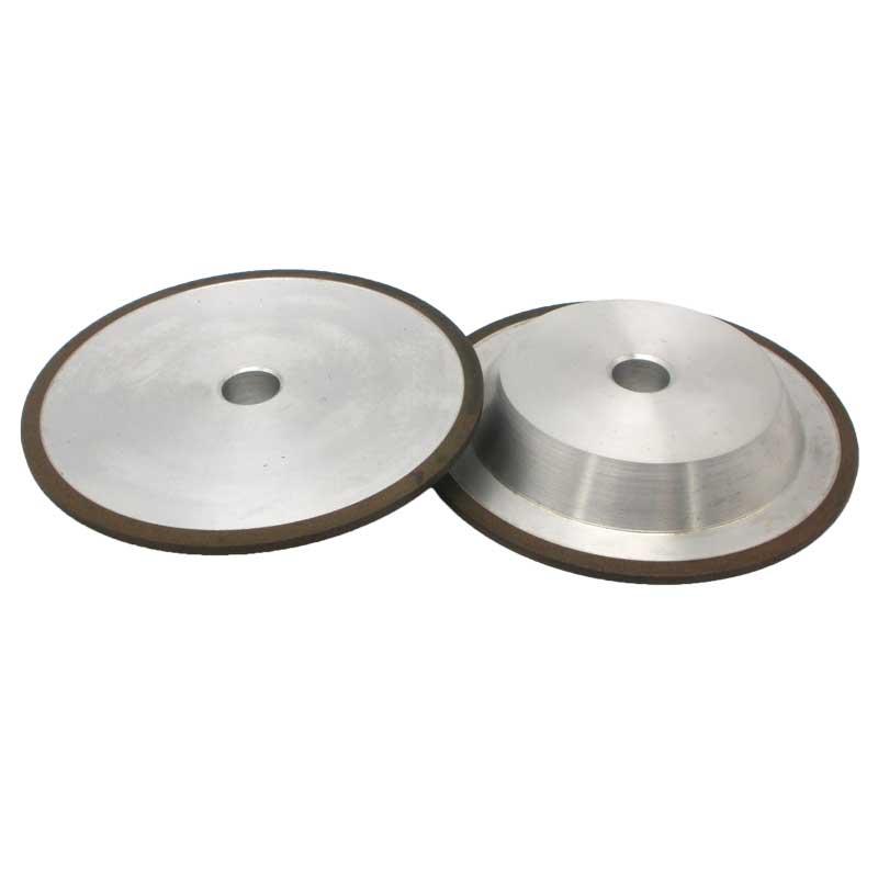 3a1-resin bond diamond-grinding-wheel