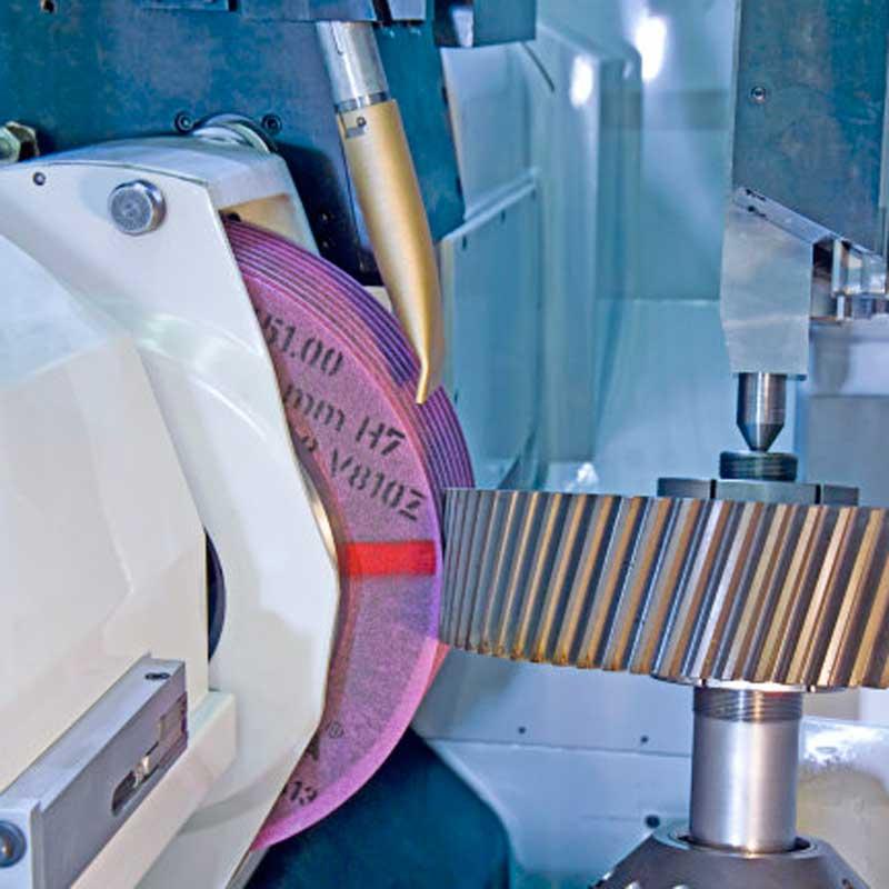 Gear-grinding-wheels