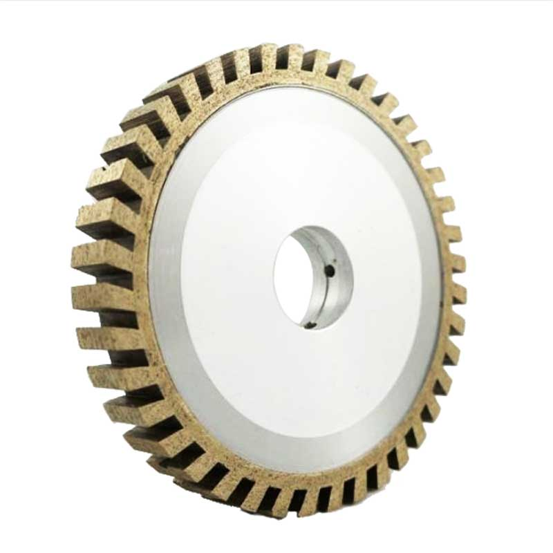 full segmented CNC diamond grinding wheel