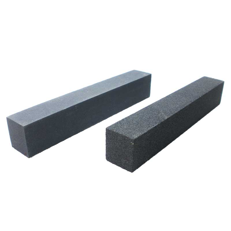 Black silicon carbide sharpening stones