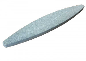 Oval boat shaped sharpening stones