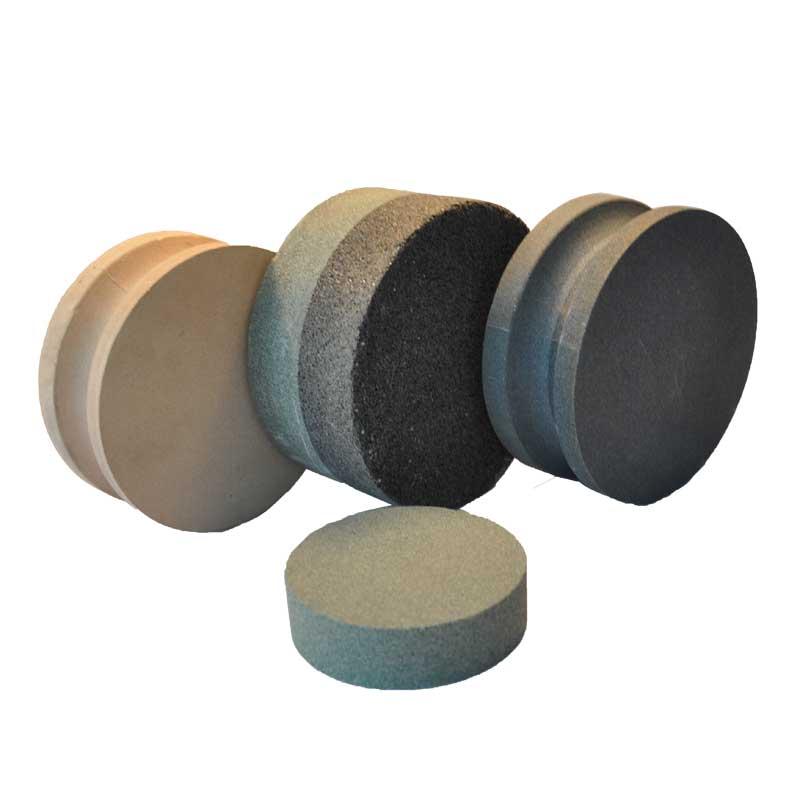 Round-sharpening-stone