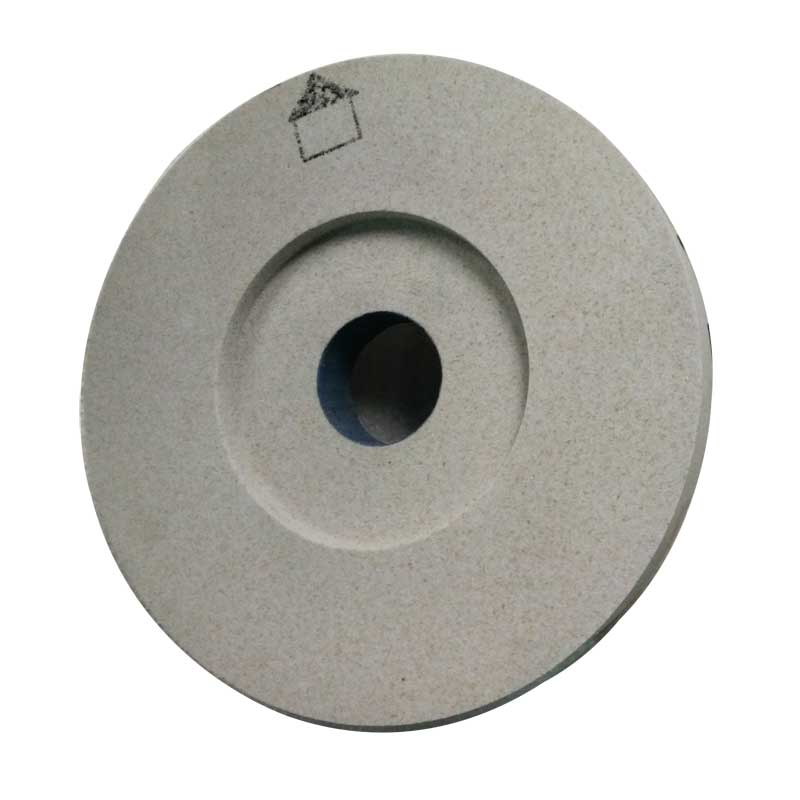 SA-single-crystal-alumina-surface-grinding-wheel