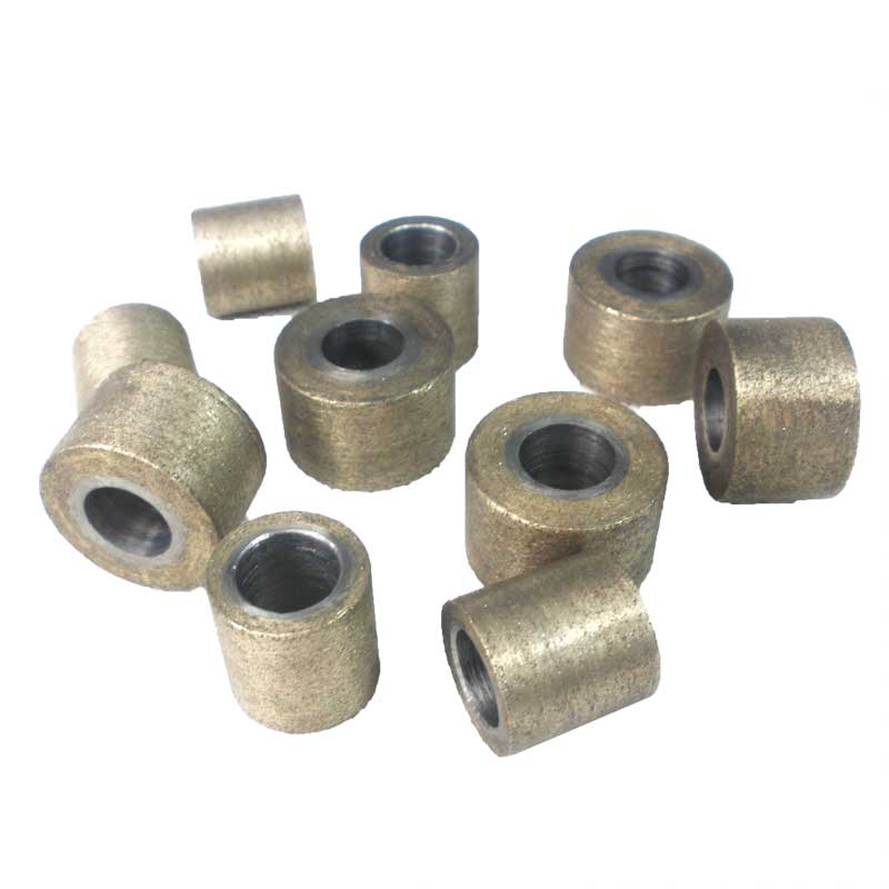 Diamond internal grinding wheels