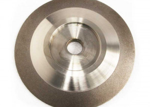 diamond lapping wheel