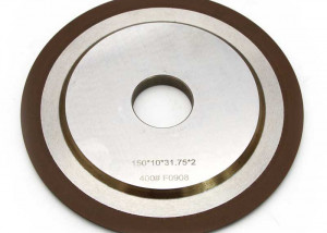 14E1 double taper-side grinding wheel for carbide tools