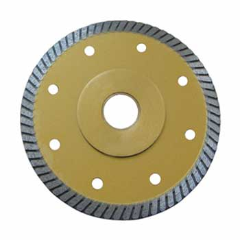 Fine Cutting Turbo Blade