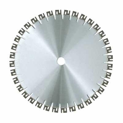 Laser Concrete Cutting Blade S Type Segment