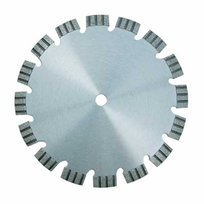 Laser Concrete Cutting Blade Turbo Segment