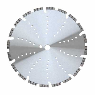 Laser Turbo Segmented Saw Blade
