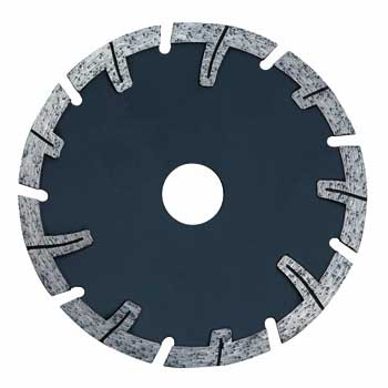Segmented Saw Blade With T Type Protective Segment