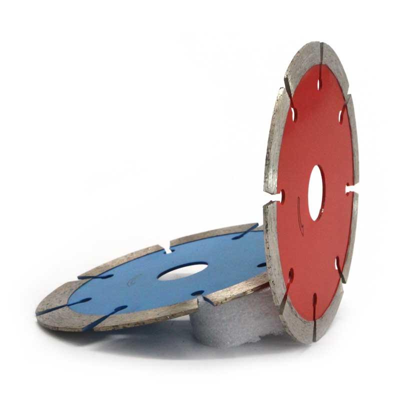 segmented diamond saw blade