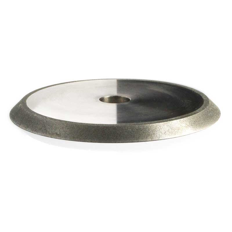 1V1 electroplated grinding wheel