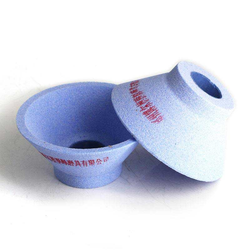 Bowl shape Seeded Gel Ceramic Grinding Wheels